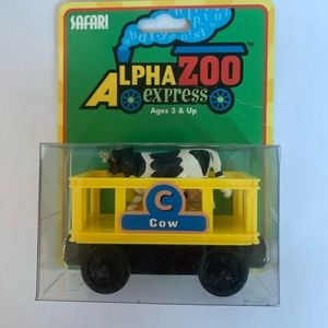Alpha Zoo Express 1997 C for Cow